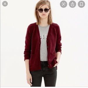 Short kent ex-boyfriend cardigan sweater